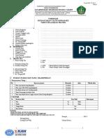 bFormulir Pendaftaran Psb 2013