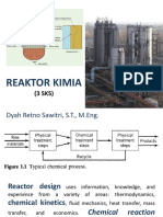 1_pengantar Reaktor Kimia