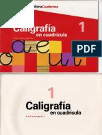 Cuadernos santillana caligrafia 1.pdf