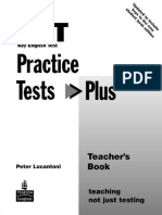 Ket Practice Tests Plus Teacher s Book