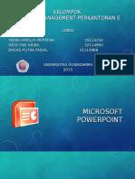 Presentasi Ms.power Point