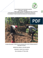Eco Agric Uganda Narrative Report for the Firstquarter 2016
