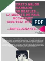 El Secreto de Los Beatles Diapositivas