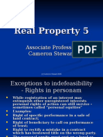 Real Property 5