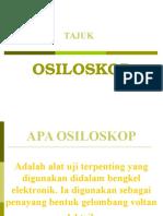 Pp Osiloskop