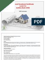 Curriculum Auto CAD