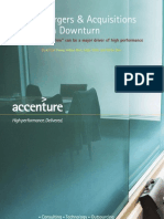 2.M&a in the Downturn- 4 Pages