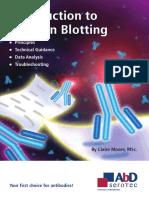 Western Blotting Brochure