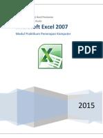 Modul Praktikum Ms Excel THP 2015