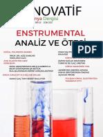 Inovatif Kimya Dergisi Sayi 30