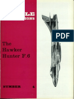 No. 04 the Hawker Hunter F 6