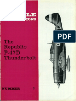 No. 07The Republic P-47D Thunderbolt