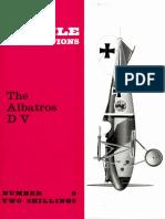 No. 09 the Albatros DV
