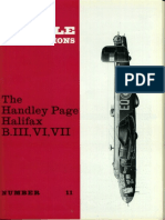No. 11 the Handley Page Halifax B III, Vi, Vii