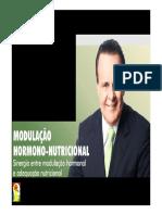 1 - Farmácia Roval ( Modulação Hormonal - Dia 1)