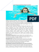 Yuk Berenang Dan Rasakan Manfaatnya Bagi Kesehatan