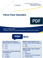 Pelvic Floor Disorders by Peter OHare MD