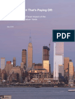 Hudson Yards Economic Impact Report