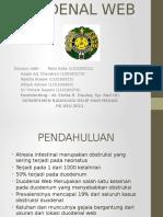 Ppt Duodenal Web