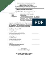 2. Persetujuan Revisi Skripsi
