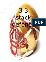 3-3 Stack Playbook by Bryan Pratt