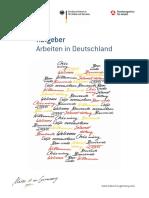 MiiG Ratgeber Arbeiten in Deutschland
