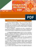 DISEÑO CURRICULAR REGIONAL-JUNIN X Ed Religiosa DCR 29 DIC