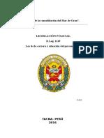 Legislacion Policial 1149