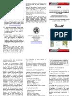 Panfleto configuracion Garmin Costa Rica