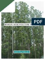 Manual de Silvicultura Tropical