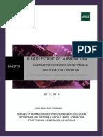 Master Innovacion Sec Guia de Estudio Master Profesorado 2015-16 (1)