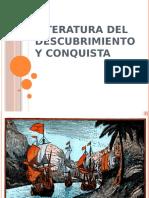 Descubrimiento y Conquista y América
