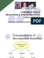 Cerebral Palsy Ppt