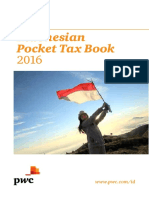 PWC Pocket Tax Book 2016