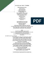 Arti Lirik Lagu