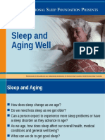 Sleep Aging Well Web