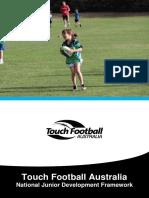 tfa junior development framework