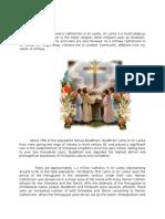sinhala catholicism