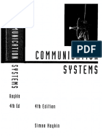 Communication Systems 4ed Haykin 2
