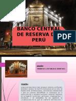 Bancocentral de Reserva Del Peru