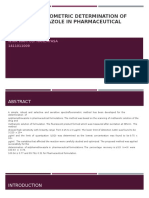 Analisa Jurnal Spektrofluorometri - Anfiskim