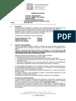 Memoria Desc.ampl. Jardin Infantil CSJ