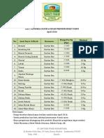 Daftar Harga_April 2016_Bukit Farm