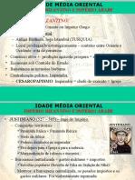 Idade Média (Império Romano Do Oriente)