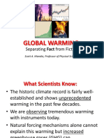 Global Warming Fact From Fiction