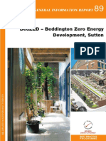 BedZED - Beddington Zero Energy Development Sutton