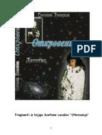 Otkrovenje - Fragmenti - Isus i Marija - Svetlana Levašov