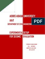 Experimental Setup for Seismic Evaluation.pdf