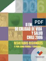 Informe Regional ENCAVI 2006
