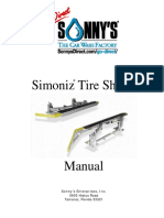 Manual TireShiner